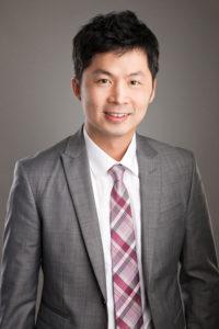Jordan Lin Real Estate Services - Jordan Lin Headshot